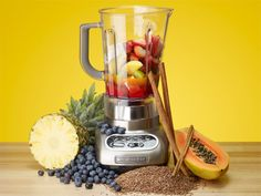 Super smoothies http://www.prevention.com/food/healthy-eating-tips/10-ways-to-add-protein-to-your-smoothie-without-powder