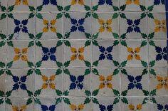 Lisbon Tiles Floral