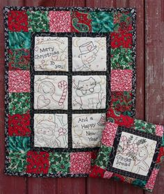 Hudson's Holidays - Designer Shirley Hudson: Christmas projects for July