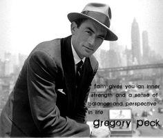 #GregoryPeck