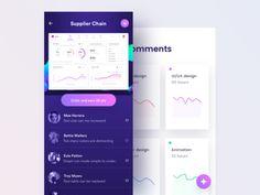 Social monitoring App