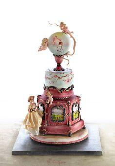 Edible Art. Cake.   2   by Neli Josefsen (Nelka)