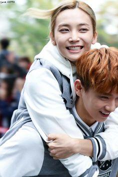 #Jeonghan #Joshua #Seventeen