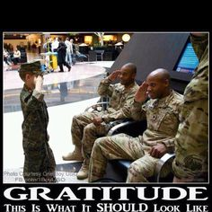 Respect for our troops and veterans - Why is it our current administration is throwing them under the bus? God bless our troops! Gi Joe, My Champion, Faith In Humanity Restored, Support Our Troops, Usa Tumblr, Military Life, Military Memes, Funny Military, Military Humour