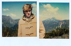 David Sylvian's Polaroid
