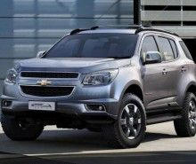 Carros Chevrolet Trailblazer 2013 E Veiculos Chevrolet