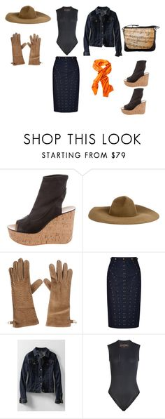 """Untitled #389"" by jessica-uyvette-thompson ❤ liked on Polyvore featuring Music Notes, Lanvin, Dsquared2, Tamara Mellon, Lands' End, adidas Originals, Hermès and plus size clothing"