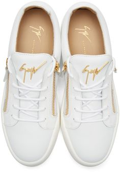 bd4c0401a1ade1 Giuseppe Zanotti - White May London Sneakers