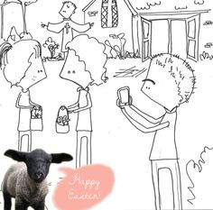 Ma se io tentassi...?!: Remembering Easter