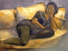 Oil on canvas Bahar Akçura