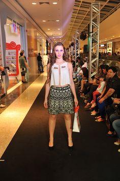 Look: Espaço Fashion Sapatos: Santa Lolla Modelo: Letícia
