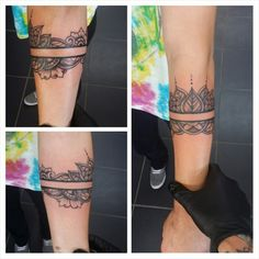 samoan tattoos and their meanings Neue Tattoos, Body Art Tattoos, Small Tattoos, Cool Tattoos, Tatoos, Mandala Bracelet, Tattoo Bracelet, Lace Tattoo, Mandala Tattoo