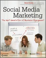 #Social #media has become a central component of #marketing: Collaborative, social technology is now moving across the organization, into business functions ranging from HR and legal to product management and the supply chain. Social Media Marketing: The Next Generation of Business Engagement is the book for #marketers, business unit #managers and #owners, #HR professionals and anyone else looking to better understand how to use social technologies and platforms to #build #loyalty in…