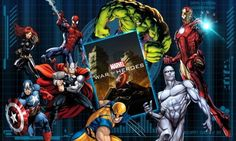 Marvel War of Heroes is the ONLY official mobile card battle game from the Marvel Universe, featuring Spider-Man, Hulk, Iron Man and many more. Marvel Entertainment, Avengers, Battle Games, Social Games, 2nd Anniversary, Dc Movies, Punisher, Marvel Characters, Comics