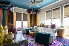 Moroccan Glam Home
