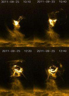 "Riveting Behemoth solar tornado that can ""devour five earths"".  Where the hell did I put my Mayan calendar??"