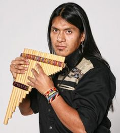 Native American Music, Native American Beauty, Native American Indians, Native Americans, Native Flute, Leo, Pan Flute, Instruments, Indian Music