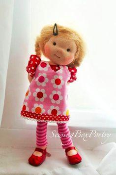 .polka dots and stripes
