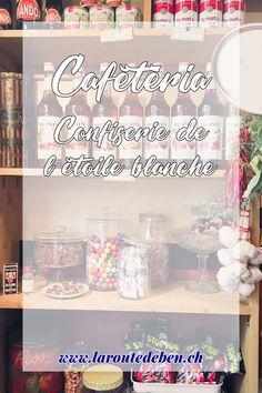 la confiserie de l'etoile blanche est un magasin alimentaire à Lausanne #lausanne #food Places To Eat, Lausanne, Shower, Switzerland, Prints, Raspberry, Candy, Small Batch Baking, Alcohol