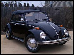 1970 Volkswagen Beetle Karmann Convertible