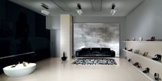 Black & White Collection - TK 200 extrablack | #Architecture  #Design #Ceramics #Tiles #Ecology #White #Shop #Covering #Modern