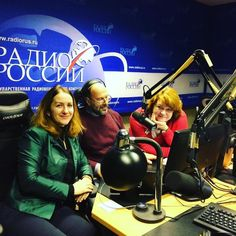 Early morning at Radio Russia (radiorus). See more at my Instagram dr_alenagorshkova  #доктораленагоршкова #диетолог #аленагоршковадиетолог #эндокринолог #горшковаэндокринолог