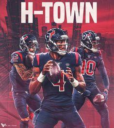 Personal Projects Early December 2019 on Behance Texans Game, Houston Texans Football, Nfl Football Players, Nfl Playoffs, Best Football Team, Football Art, Football Helmets, Denver Broncos, Deshaun Watson
