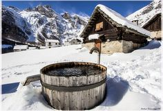 Italian Chalet by Andrea Sommaruga on 500px