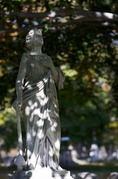 Final pleading - Mount Auburn Cemetery