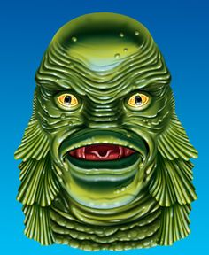 The Creature from the Black Lagoon - Steven Craig