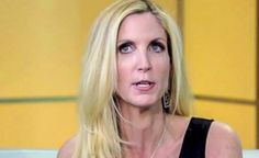 "Ann Coulter Attacks CNN's Fareed Zakaria For Speaking In 'Thick Indian Accent'....what is with ""her"" Adam's Apple anyway?"