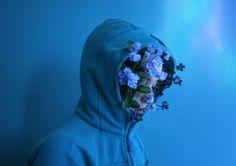 that aesthetic crack - color me blue Im Blue, Dark Blue, Blue Green, Rainbow Aesthetic, Aesthetic Colors, Aesthetic Pastel, Snk Annie, Image Bleu, Blue Neighbourhood