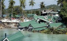 disasters pictures | Indian ocean earthquake and tsunami, 2004. Cost at least $4.4bn