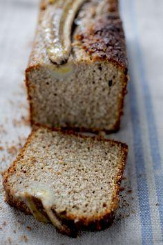 Spelt + Honey Banana Bread : The Healthy Chef – Teresa Cutter
