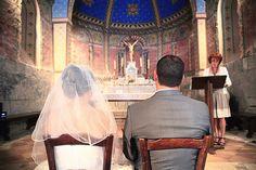 Cliché prit lors d'une cérémonie de mariage.  Nikon