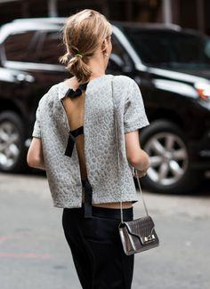 Laissez-vous inspirer par Chloé sur Leasy Luxe. // www.leasyluxe.com #streetstyle #inspiration #leasyluxe