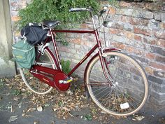 Raleigh Superbe for darling <3
