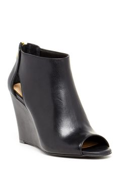 jessica simpson marquise 2 open toe wedge bootie by jessica simpson on nordstrom_rack