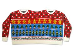 Twosie Christmas Sweater project video thumbnail