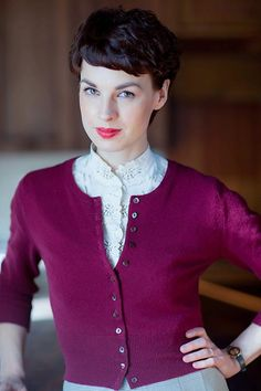 Jessica Raine as Tuppence Beresford in Partners in Crime