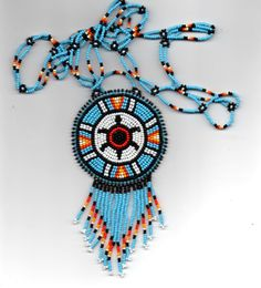 native american turtle beadwork by deancouchie on Etsy, $67.00