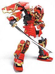 MG Shin Musha Gundam  / #Gundam #Gunpla #DIY #GiftIdeas #Geek #MasterGrade #ModelKit