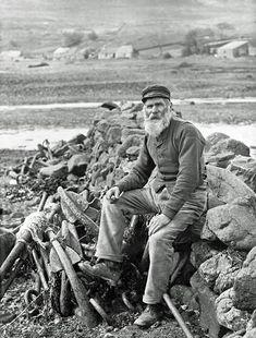 Crofter, Isle of Skye, 19th Century Highlanders