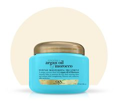 This deep-conditioning treatment with argan oil, which is known as a natural source of vitamin E, helps deliver brilliant shine and lush softness with no residue. It's a personal rescue mission for