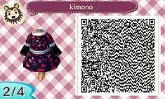 Kimono de soirée