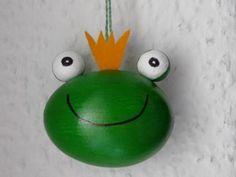 Osterei Froschkönig