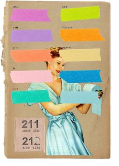 Collage PAPER 2013 Waldemar Strempler Tumblr