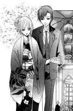 Nobara no Hanayome manga <3 Yakuza couple! Beautiful Kimono/Yukata