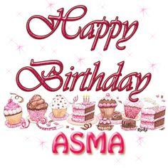 Image result for happy birthday asma Happy Birthday Dear Sister, Happy 19th Birthday, Happt Birthday, Tumblr Photography, Kindergarten Activities, Birthdays, Neon Signs, Fun, Kids