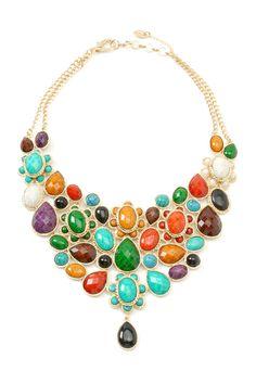 Amrita Singh South Fork Hampton Necklace In Multicolor